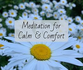 Meditation for Calm & Comfort.png