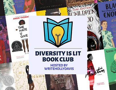 Diversity is Lit Logo