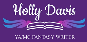 Holly Davis Writer Logo.png