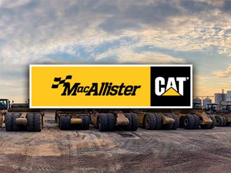 New Dealer Announcement: MacAllister CAT