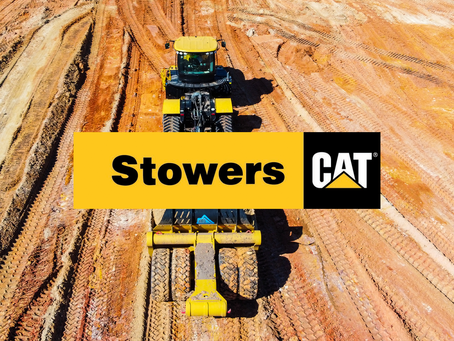 New Dealer Announcement: Stowers CAT