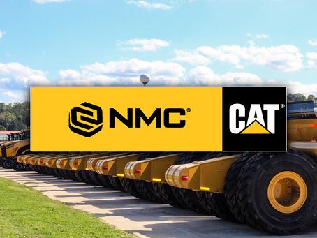 New Dealer Announcement: NMC CAT