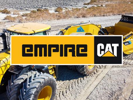 New Dealer Announcement: Empire Cat