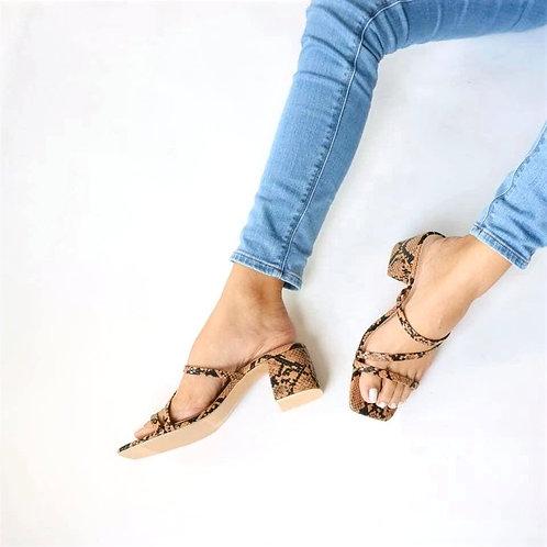 That Nami Block Heels