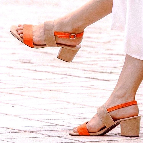 That Audrey Block Heels