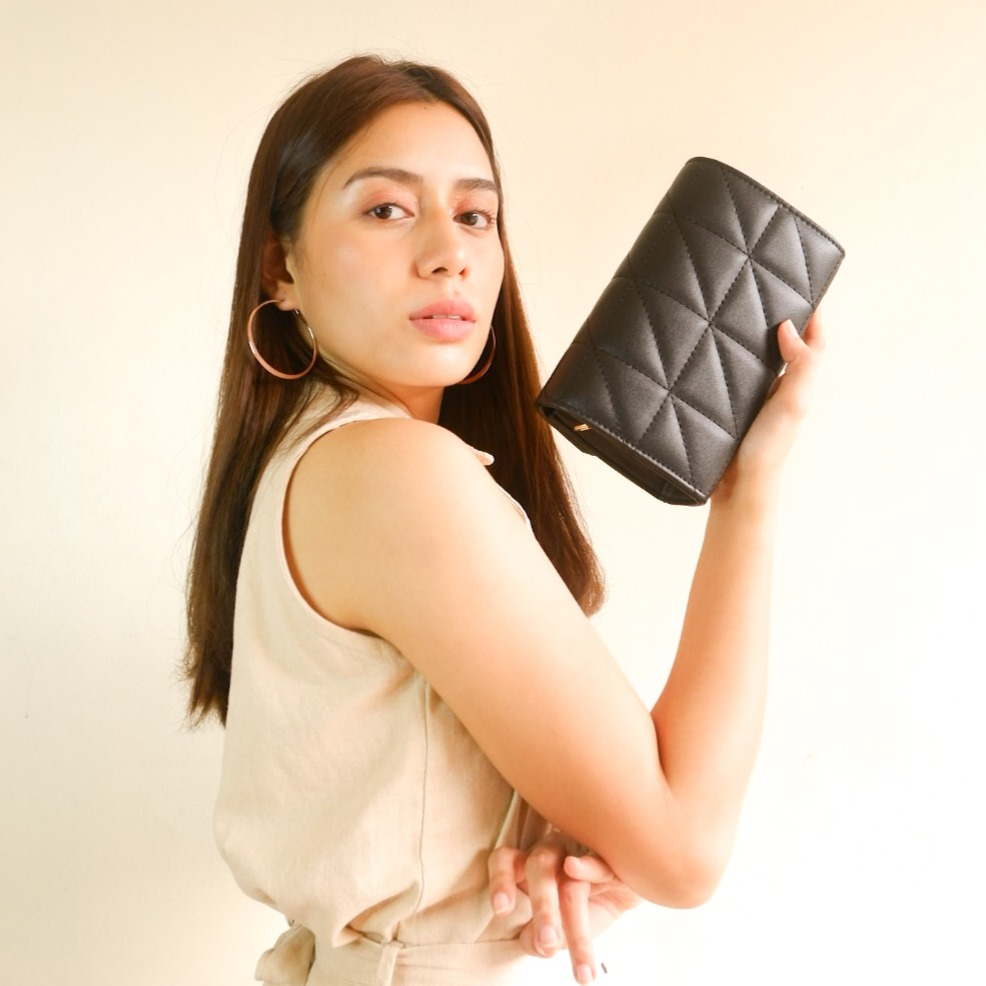 That 3in1 Quilted Flap Bag