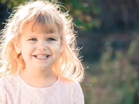 4 Tips For Getting (Real) Smiles From Kids!