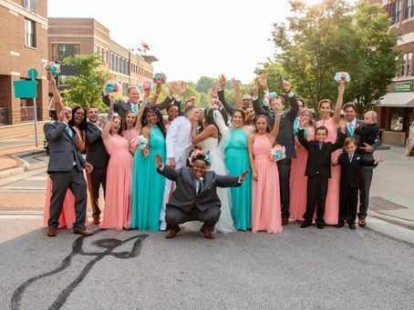 Shakeenah & Landon's Wedding!
