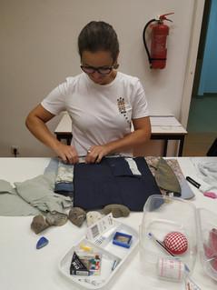 Módulo Costura - Saco