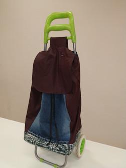 Carrinho para as compras - Módulo de Costura