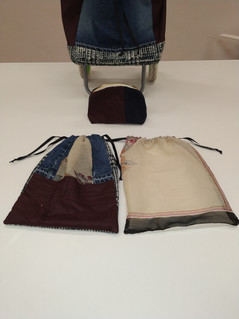 Kit para as compras - Módulo de Costura