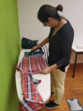 Módulo de costura