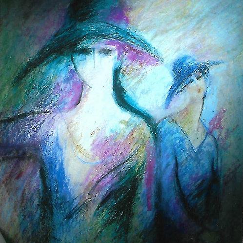 Hilda Hisas, 'Noche de fiesta'