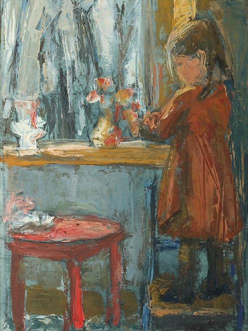 Berta Goldwaser, 'Mis flores'