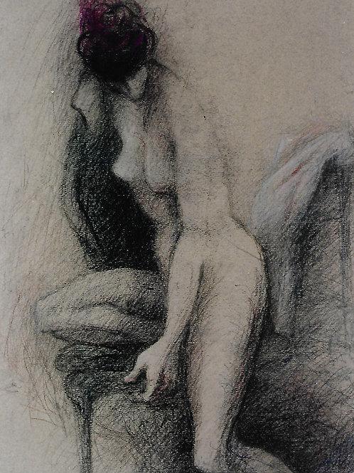 Hilda Hisas, 'Silencio'