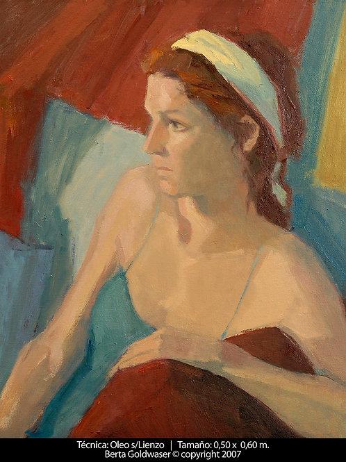 Berta Goldwaser, 'Durante el ensayo'