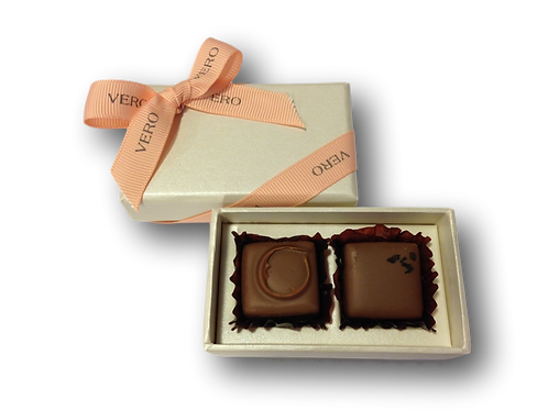 2 pcs bonbon gift box