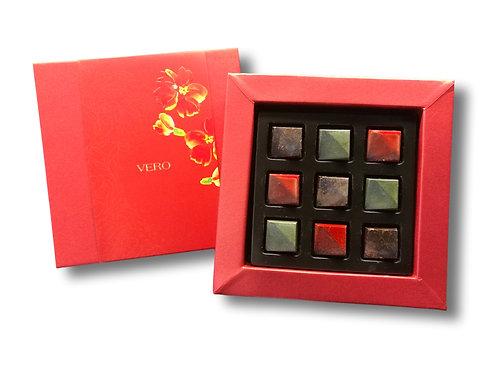 Seasonal Chocolate Bonbon 9pcs