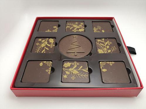 Christmas Chocolate Thins Gift Set
