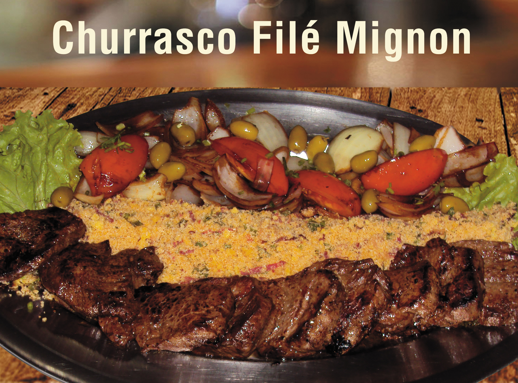 filé_mignon - Churrascaria Ribeirão