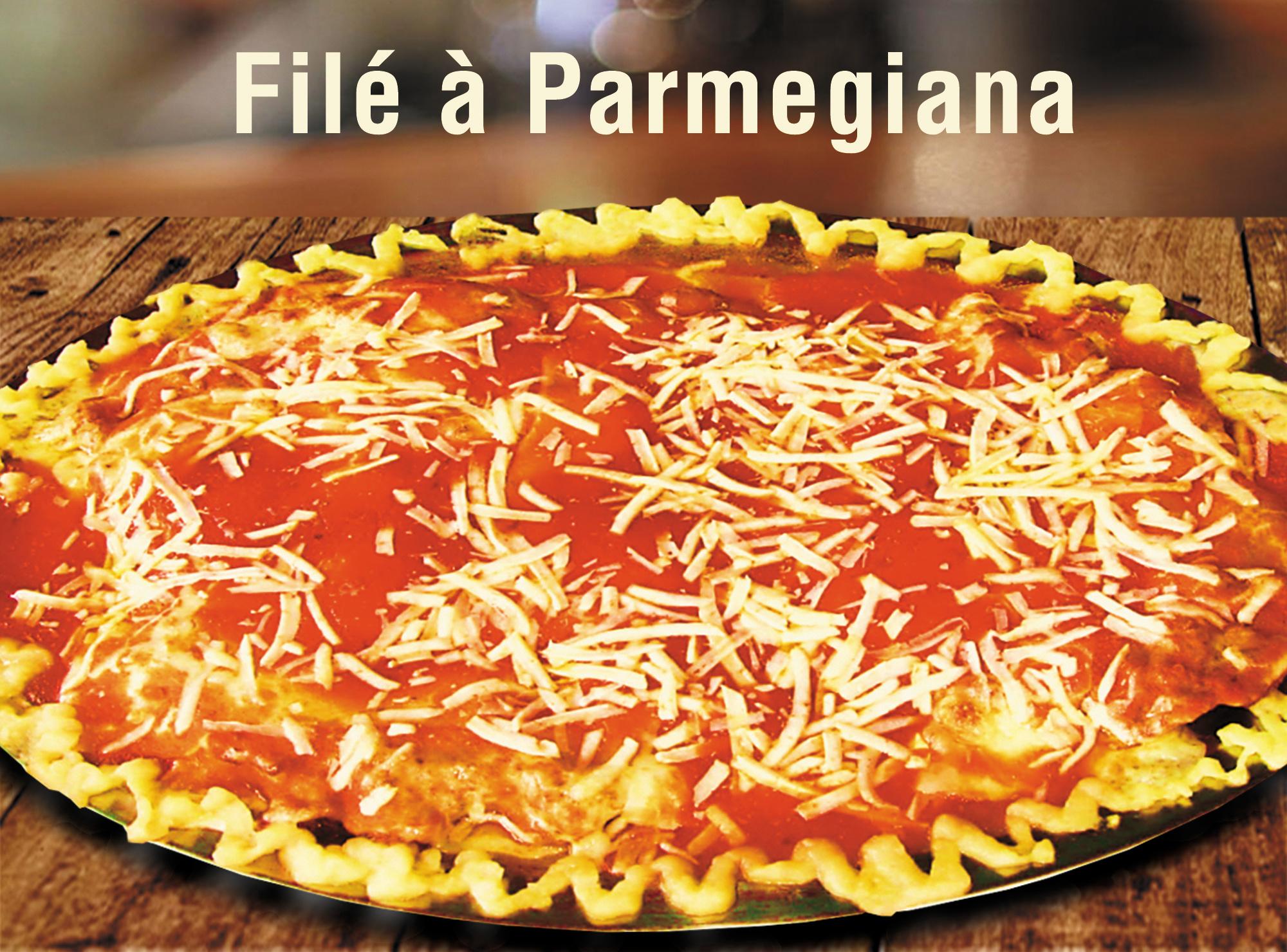 parmegiana - Restaurante Ribeirão