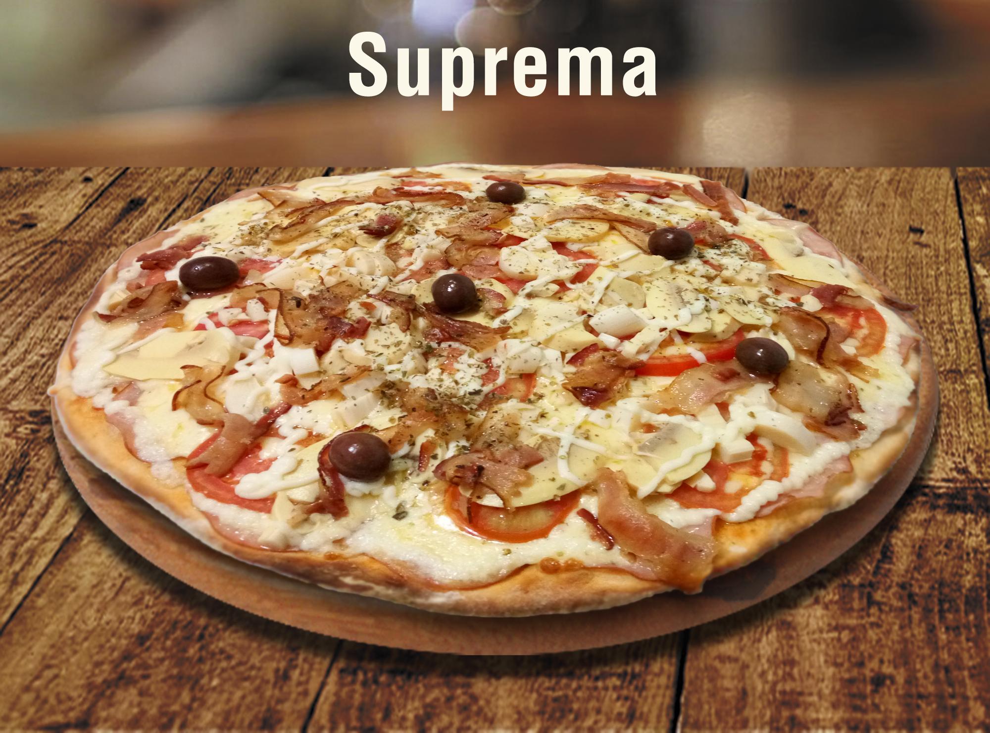 Pizzas Ribeirão Preto