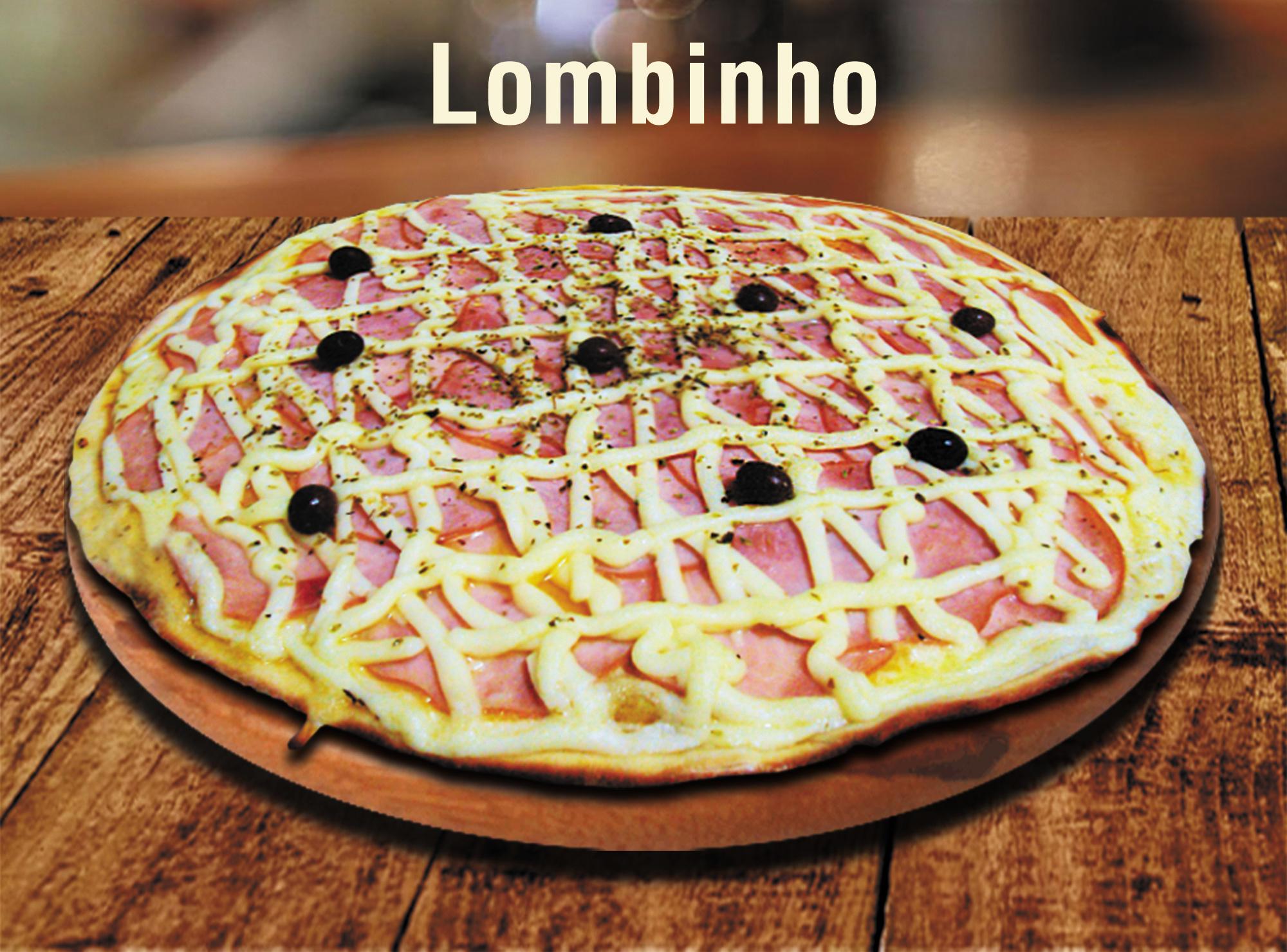 Lombinho - Pizzas Ribeirão Preto