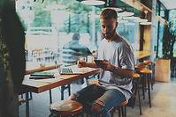 Travail de café