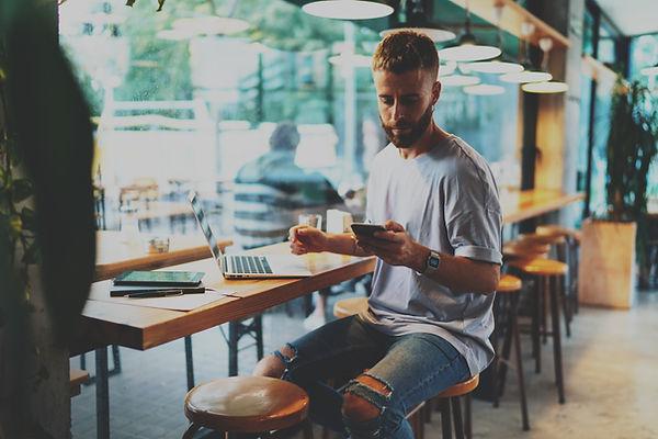Кафе работа