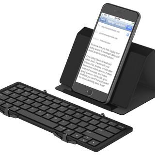 Bluetooth Keyboard 3D CGI