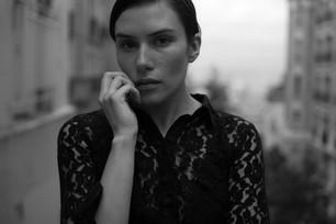 Interview: Model Sophia Germaine Dunn-Walker (Los Angeles and Paris)