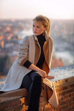 Interview: Model Polina Ryzhankova (Russia)