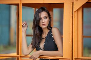 Interview: Model Olga Mudziejewska (Poland)