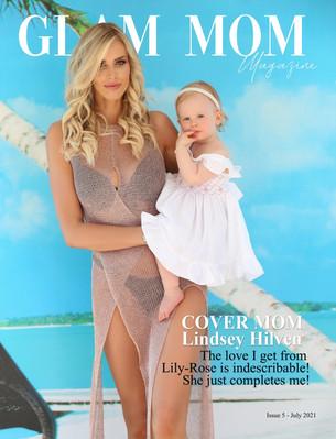 Glam Mom Magazine - July 2021
