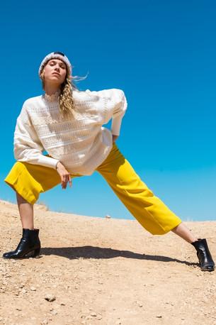 Interview: Model Sarah Ebstein (France)