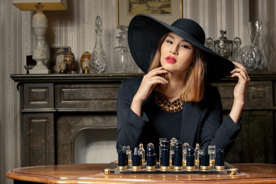 Model Yumi Depreytere