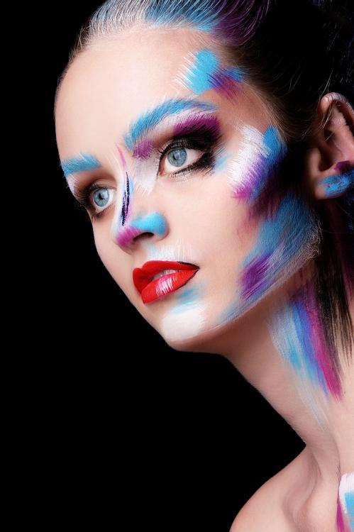 """Paint me Beautiful"""