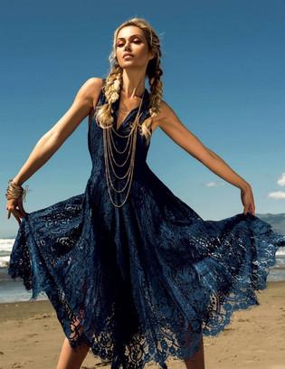 Interview: Model Dasha Usova (Salt Lake City, V.S.)
