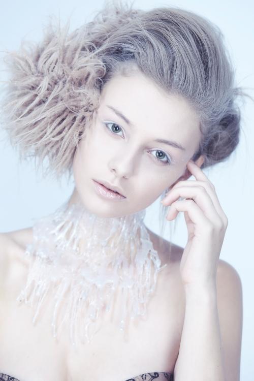 Modele Lea Cuvelier