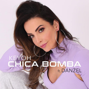 "Kéyoh feat Danzel "" Chica bomba"" is out now ❗️❗️❗️"