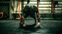 MMA fighter David Bielkheden