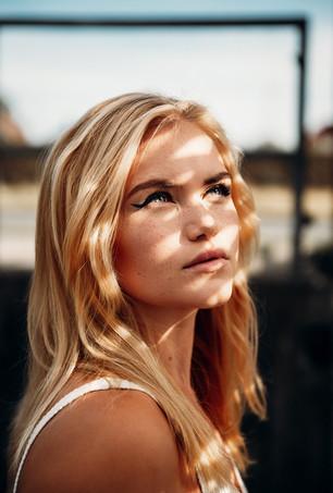 Interview: Model Astrid Gaardsdal (Denmark)