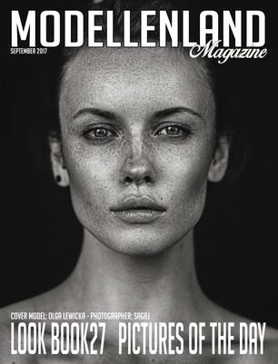 Interview Cover Girl: Olga Lewicka (Poland)