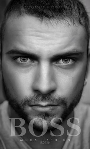 Interview: Model Alessandro Giardiello (Bielorussia, Belarus)