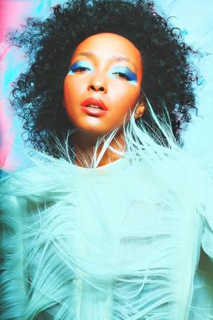 Interview: Model L'a Tesha Wilson  (UK)