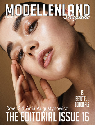 Interview: Model Ania Augustynowicz (Poland) Covergirl Editorial issue15