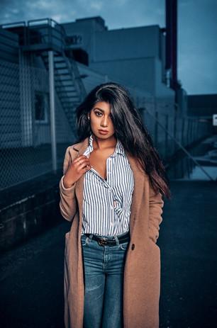 Interview: Model Angel Arulampalam (Denmark)