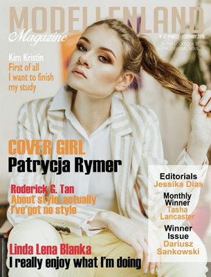 Interview: Cover Girl: Patrycja Rymer (Poland)