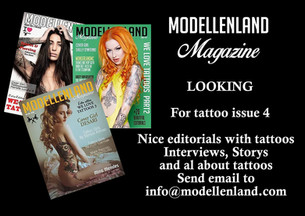 LOOKING FOR TATTOO ISSUE 4
