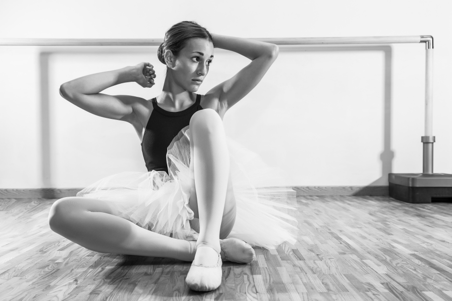 Model Lola Marcon
